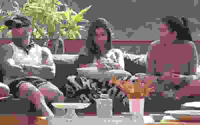 Peões avaliam comportamento de Solange Gomes - A Fazenda 13
